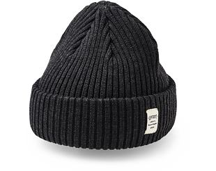 Kulich Upfront Bridge Beanie Dark Grey Melange
