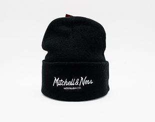 Kulich Mitchell & Ness Pinscript Cuff Knit Black