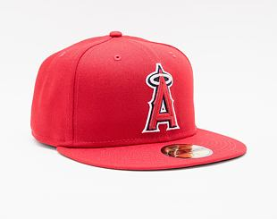 Kšiltovka New Era 59FIFTY MLB Authentic Performance Anaheim Angels Fitted Team Color