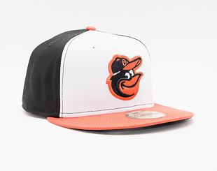 Kšiltovka New Era 59FIFTY MLB Authentic Performance Baltimore Orioles Fitted Team Color