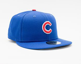 Kšiltovka New Era 59FIFTY MLB Authentic Performance Chicago Cubs Fitted Team Color