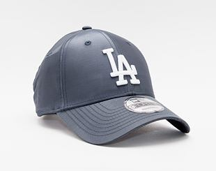Kšiltovka New Era 9FORTY MLB Hypertone Los Angeles Dodgers Strapback Black