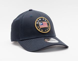 Kšiltovka New Era 9FORTY US Flag Pack  Strapback Navy