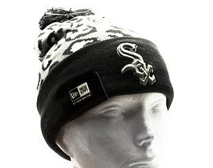 Kulich New Era Team Leopard Chicago White Sox Grey