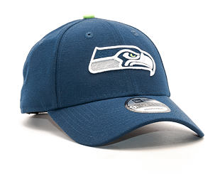 Kšiltovka New Era 9FORTY The League Seattle Seahawks Strapback Team Color