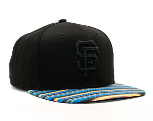 Kšiltovka New Era West Coast Visor Print San Francisco Giants 9FIFTY Black Snapback