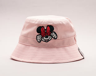 Dětský Klobouk New Era Disney Xpress Minnie Mouse KIDS BUCKET Infant Plum