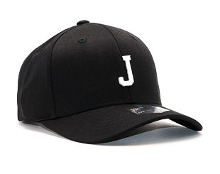 Kšiltovka State of WOW Juliet SC9201-990J Baseball Cap Crown 2 Black/White Strapback