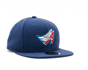 Kšiltovka New Era   Original Fit Coast 2 Coast Anaheim Angels 9FIFTY ORIGINAL FIT  Official Team Col