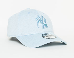 Kšiltovka New Era Jersey Brights New York Yankees 9FORTY Sky Blue Strapback