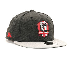 Kšiltovka New Era On Field 18 Atlanta Falcons 9FIFTY Official Team Colors Snapback