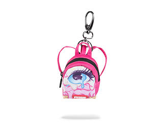 Klíčenka Sprayground Left Eye Scream Keychain