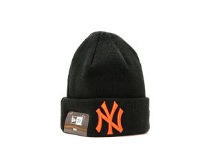 Dětský Kulich New Era New York Yankees League Essential Child Black/Orange