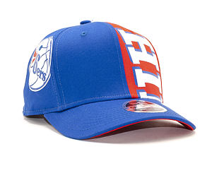 Kšiltovka New Era 9FIFTY Philadelphia 76ers Retro Pack Stretch Snap OTC