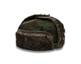 Beranice New Era Trapper Green