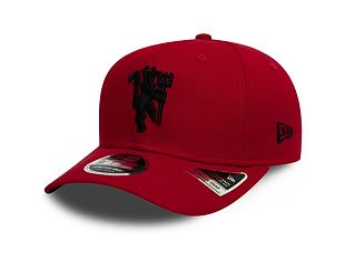 Kšiltovka New Era 9FIFTY Manchester United Stretch Snap Scarlet