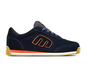 Boty Etnies Lo-Cut II LS 842 Navy/Black/Orange