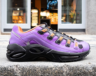 Boty Puma Cell Endura Rebound Purple Glimmer-Black 2417840