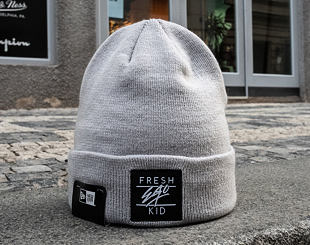 Kulich New Era Core Fresh Ego Kid Gray