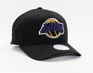 Kšiltovka Mitchell & Ness Los Angeles Lakers 610 Neon Lights