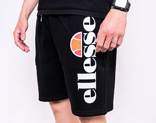 Kraťasy Ellesse Bossini Fleece Black SHS08748