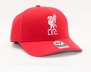 Kšiltovka 47 Brand Liverpool FC Cold Zone MVP DP Red