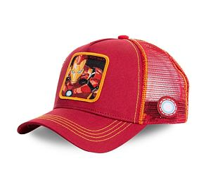 Kšiltovka Capslab Trucker Marvel - Iron Man 1
