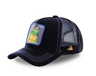 Kšiltovka Capslab Trucker Teenage Mutant Ninja Turtles - Donnie