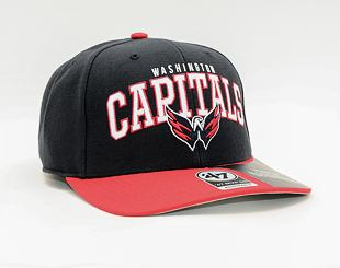 Kšiltovka 47 Brand Washington Capitals McCaw MVP DP Navy/Red
