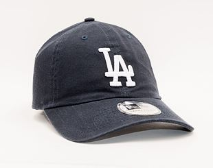 Kšiltovka New Era 9TWENTY MLB Washed Casual Classic Los Angeles Dodgers Navy
