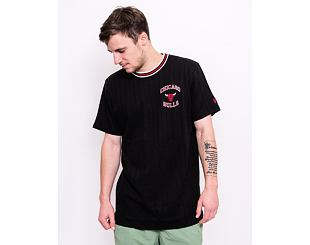 Triko New Era NBA Tee Chicago Bulls Black
