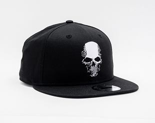 Kšiltovka New Era 9FIFTY Ghost Recon Bp Skull Black
