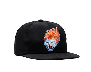 Kšiltovka RIP N DIP RND4576 Hell Ride 6 Panel Black