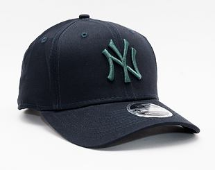 Kšiltovka New Era 9FIFTY Color Essential Stretch-Snap New York Yankees Snapback Navy / DKL