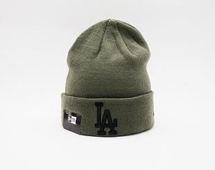 Kulich New Era Color Essential Cuff Knit Los Angeles Dodgers New Olive