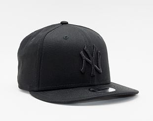 Dětská kšiltovka New Era 9FIFTY Kids MLB Esesntial kids New York Yankees Snapback Black / Black