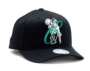 Kšiltovka Mitchell & Ness INTL839 Boston Celtics Letterman 110 Snapback