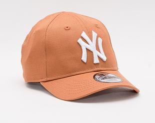 Dětská Kšiltovka New Era 9FORTY Kids MLB The League Essential New York Yankees Strapback Light Royal