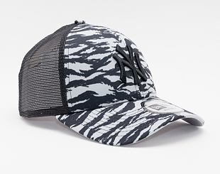 Kšiltovka New Era 9FORTY MLB Tiger print New York Yankees Grey