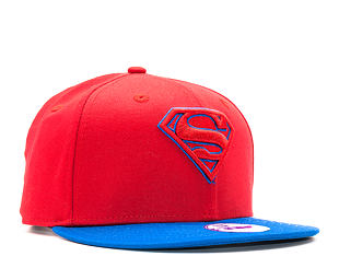 Dětská Kšiltovka New Era Seasonal Superman Official Colors Snapback Youth