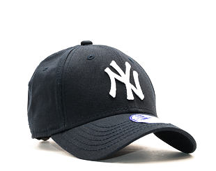 Dětská Kšiltovka New Era League New York Yankees Navy/White 9FORTY YOUTH Strapback