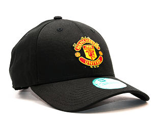 Kšiltovka New Era Basic Manchester United Black 9FORTY Strapback