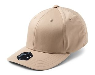 Kšiltovka State of WOW Crown 2 Trucker Khaki Velcro Strapback