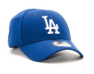 Kšiltovka New Era Pinch H Los Angeles Dodgers Blue 9FORTY Strapback