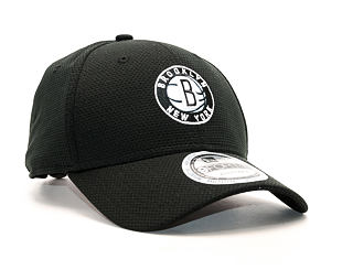 Kšiltovka New Era Reflective PCK Brooklyn Nets Black 9FORTY Strapback