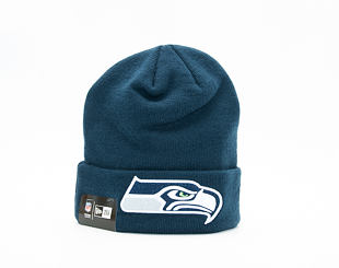 Kulich New Era Team Essential Cuff Seattle Seahawks Official Team Colors