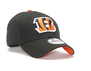 Kšiltovka New Era 9FORTY The League Cincinnati Bengals Strapback Team Color