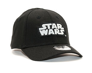 Dětská Kšiltovka New Era Star Wars Kids 9FORTY Toddler Black/Gray Strapback