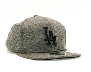 Kšiltovka New Era 9FIFTY Original Fit Dryswitch Jersey Los Angeles Dodgers New Olive/Black Snapback