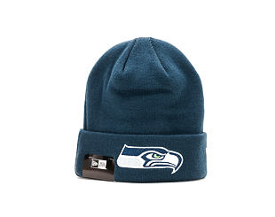 Kulich New Era Seattle Seahawks Team Essential Cuff Official Team Colors